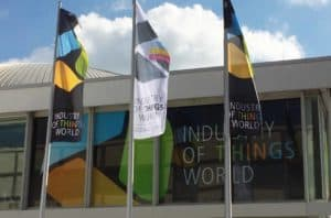 Industry of Things World in Berlin