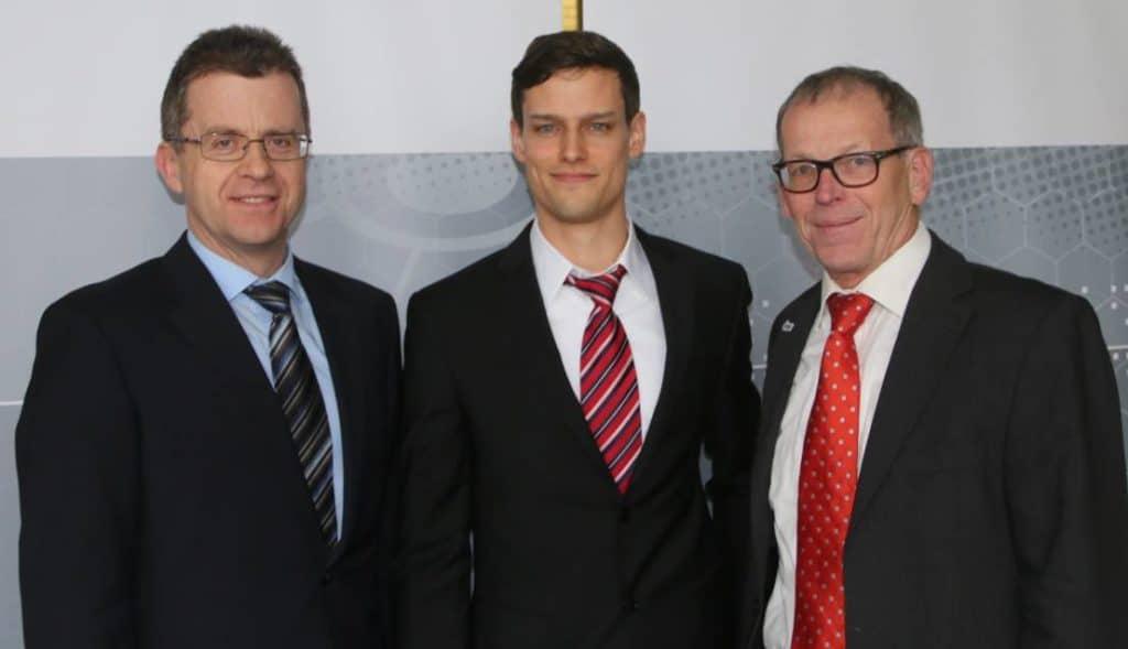 Marcel Busch erhält ASQF Förderpreis für seine Masterthesis