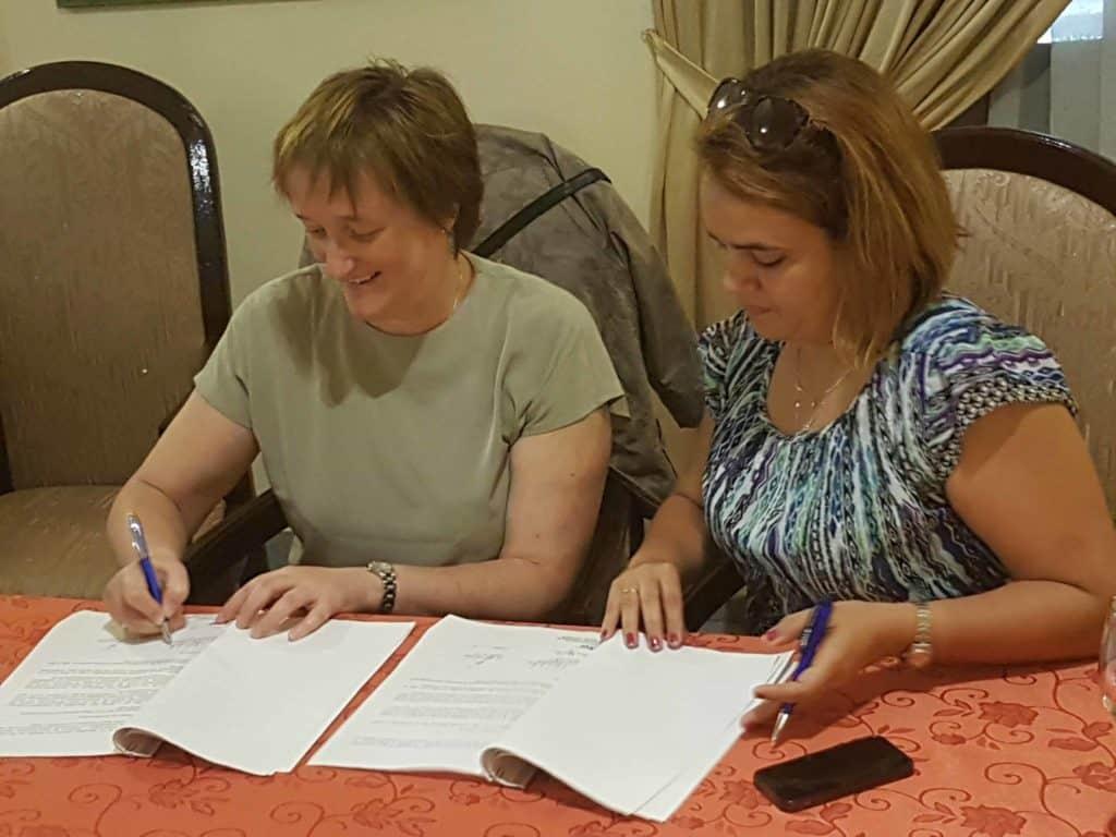 ASQF und Unión de Informáticos de Cuba unterzeichnen Memorandum of Understandig in Havanna