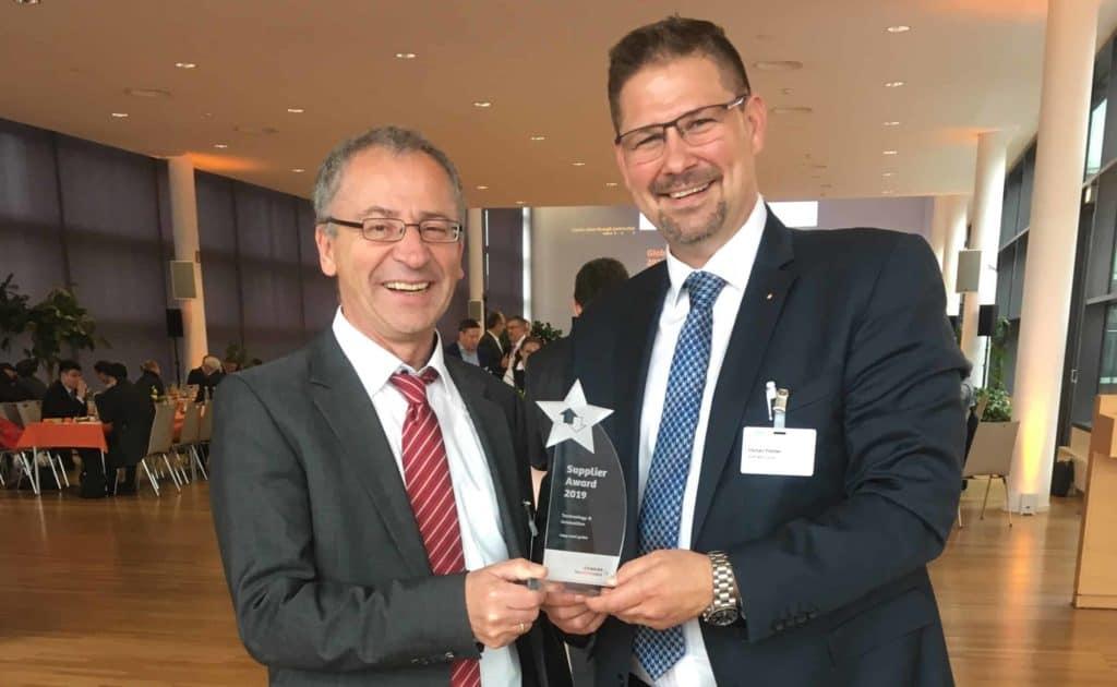 Große Auszeichnung für sepp.med – Interview mit Florian Prester