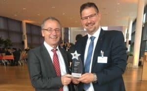 Große Auszeichnung für sepp.med - Interview mit Florian Prester