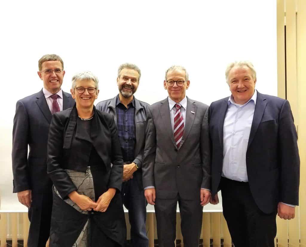 Wechsel an der ASQF-Spitze: Ludger Meyer ist neuer ASQF-Präsident